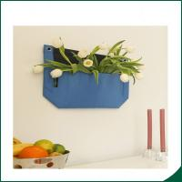 Buy cheap Outdoor Waterproof Poly Hanging Grow Tree Planting Bags On A Wall from wholesalers
