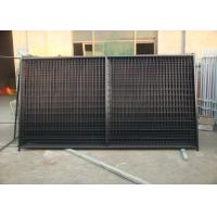 Best Hot Galvanized Australian Temporary Fencing Water Resistance Welded Mesh Opening wholesale