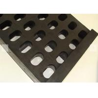 Best Longitudinal Support Bars Rubber Standing Mat Fit Frequency Screens wholesale