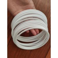Best White Back Up Ring , T3G T3P Teflon Hydraulic Style PTFE Backup Ring wholesale