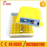 Best Best selling products fully automatic egg incubator for sale 48 eggs YZ8-48 wholesale