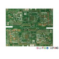 Best TG130 Double Sided PCB Matrix Board Tablet / PC Circuit Board  210 * 122 Mm wholesale