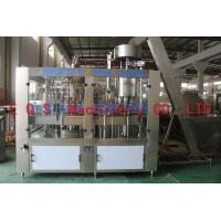 Best Juice / Tea Monoblock Hot Filling Machine wholesale