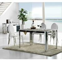 cheap luxury dining set dining table glass table dining chairs