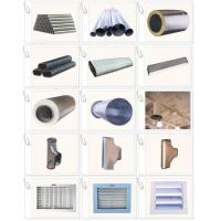 Buy cheap Marine ventilation pipe: Pre-insulated pipe,spiral reducer,air grill,sliding from wholesalers