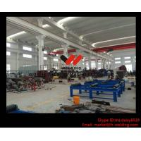 Best Horizontal type H-beam Assembly & Welding Integrating Machine for H Beam Production Line wholesale