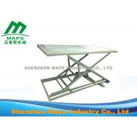 Best High Efficiency Sofa Making Machine Adjustable Height Lifting Table For Assembling wholesale