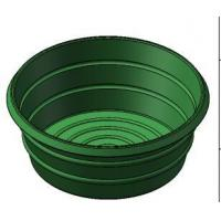 M900  New products  polyethylene plastic Round fish water tank barrel