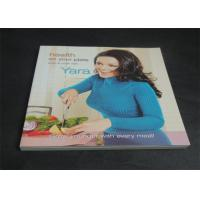 Best Professional Cook Book Printing On Demand With pantone colors A4 wholesale