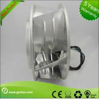 Cheap Backward Curved EC Centrifugal Fans Blower For Equipment Cooling CE Approved for sale