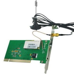 Best PCI Interface UMTS GPRS Internet Modem (100HPI) wholesale