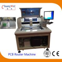 Quality High Efficient PCB Singulation Circuit Board Router Equipment wholesale