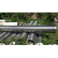 Best Stainless Steel 304 Johnson Wire Screen Pipe , Johnson Filter Screen wholesale