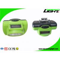 Best High Power Coal Miners Lamp Anti - Explosive 13000lux Brightness With PC Material wholesale