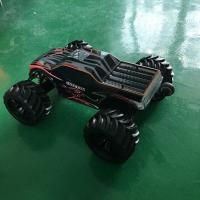 Buy cheap 80A ESC Chassis Metal Electric Off Road RC Trucks / Fully Sealed Brushless RC from wholesalers
