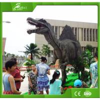 Best Kawah Amusement Kids Attraction Mechanical animal for Dino Park wholesale