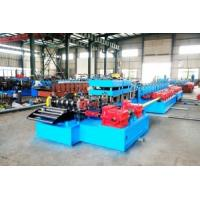 Buy cheap ANSI-American National Standards Institute Freeway Guardrails Roll Forming Machine Use Gear Reducers Driving from wholesalers