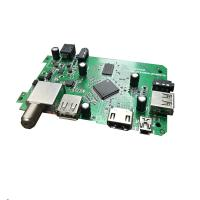 Best DVB3510C SMT PCB Assembly Video De Interlacing And Post Processing For DVB 6101s 2 Channel Audio wholesale