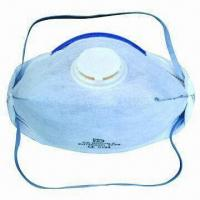Best N95/N99/FFP1/FFP2/FFP3 Dust Mask, Respirator with Active Carbon and Valve, Made of Nonwoven Fabric wholesale