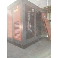 Best 260 0* 1280 * 1900mm Water Cooled Air Compressor 110kw With Direct Drive wholesale