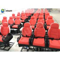 Best Truck Mobile 5D Cinema System , 5D 7D 9D Cinema Theater  With Motion Chair Seat wholesale