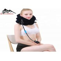 Buy cheap Full Flannel Lumbar Support Brace Medical Soft Inflatable Cervical Neck Collar from wholesalers