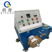 China Automatic Wire Take Up Machine Elevator Steel Rope Coiling Winder Machine on sale