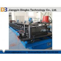China High Technology Automatic Cable Tray Roll Forming Machine For Purlin on sale