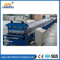 Best Easy Operation Metal Deck Roll Forming Machine 5.5kW Hydraulic Unit Motor Power wholesale