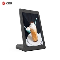Best 8 Inch RJ45 NFC Android 6.0 1080p Wifi Tablet PC Black Color wholesale