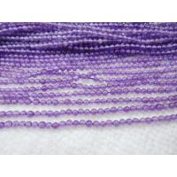 Best 3mm Natural Amethyst Stone Beads, Style Self-desinged Semi Precious Gemstone Jewellery wholesale