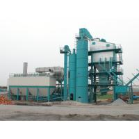 80~150℃ Filtering Bag Aready Mix Batching Plant , 320T / H Asphalt Production Machine