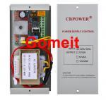 Best Electromagnetic Lock Power Supply , 12 Volt 5 Amp Door Access Power Supply 50Hz wholesale