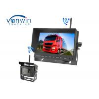 Buy cheap Wide Screen TFT Car Monitor Night Vision With Long Transmission Distance from wholesalers