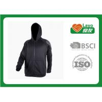 China Outdoor Thick Camo Hoodie Sweatshirt Windproof For Running / Hiking on sale