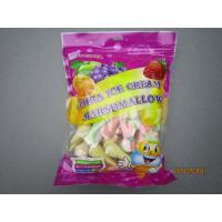 Best 228g OCHRA Bag Packing Ice Cream Fruity Marshmallow Gifts / Snack Marshmallow wholesale