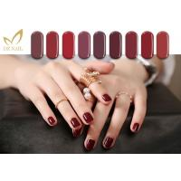 Best Long Lasting 15ML Glossy Free Samples Color UV LED Gel Nail Polish wholesale