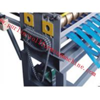 Best Automatic Slitting Machine Line Composed of Uncoiler , Pinch / Leveling , Slitting , Recoiler wholesale