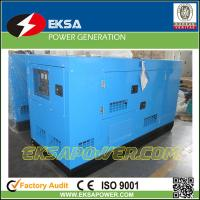 Best Silent type 125kva Deutz water cooled low fuel consumption diesel generator competitive price with CE certification wholesale