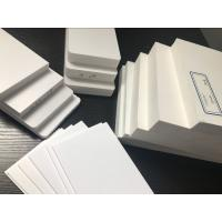 Best White Weatherproof Insulation Foam Board , Custom Printed Polystyrene Foam Sheets wholesale