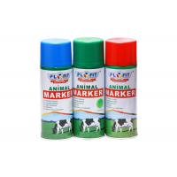 Best Eco Friendly Acrylic Washable Sheep Marker Spray Tail Paint For Cows wholesale