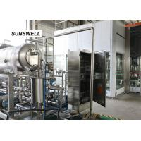 Best 18,000BPH glass bottled cola machine use normal temperature for filling machine wholesale