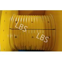 Best Hydraulic Winch Drum With Rope Groove Lebus Sleeves 20KN 30KN 50KN wholesale