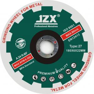 "Best 7"" X 1/4"" X 7/8"" T27 Depressed Center Steel Grinding Wheel wholesale"