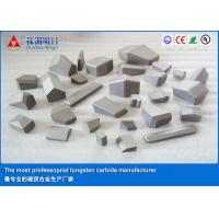 China Coal Mining shield cutter TBM wear resistance High speed cutting on sale
