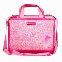 Cheap Pink 15.6-inch Laptop Bag, Waterproof Case for MacBook Air for sale
