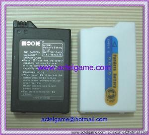 Best PSP2000 pandora battery with led light 3.6v 1800mah PSP2000 repair parts wholesale