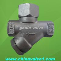 China TD42 Cast Steel Thermodynamic Steam Trap,stainless steel,WCB,bronze on sale