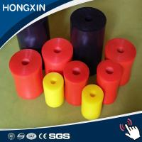Best 38*100*300mm good quality of hot stamping rubber silicone roller wholesale