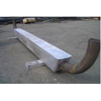 Best MIL-A-24779 Alloy Aluminum Cathodic Protection Anodes For Seawalls / Pilings wholesale